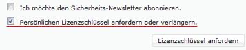 Kaspersky - rejestracja